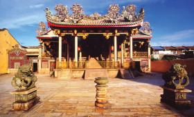 Khoo Kongsi Temple & Stage