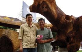 Mukai Sculpture 2005