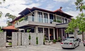 Nigel's Residence