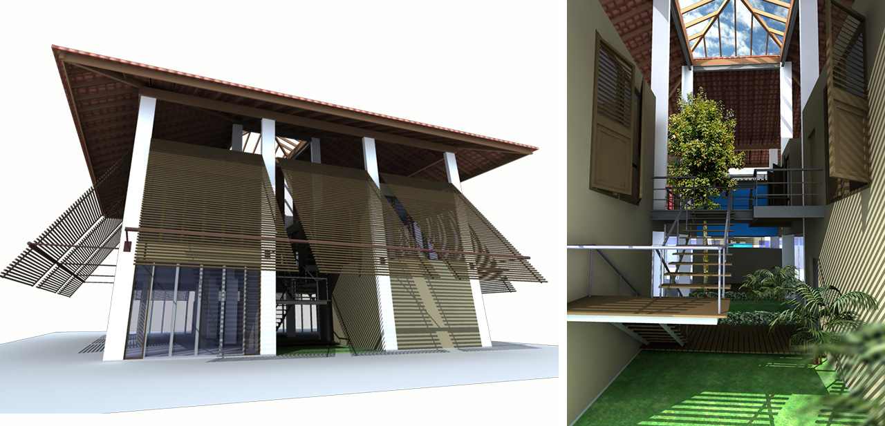 Nigels Residence 3D