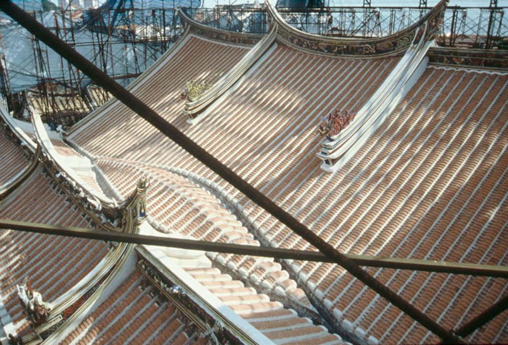 Turtle roof