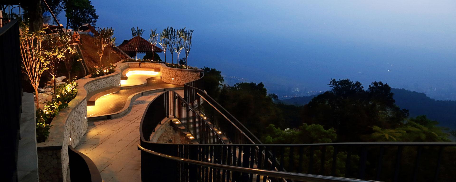 Cafe Penang Hill